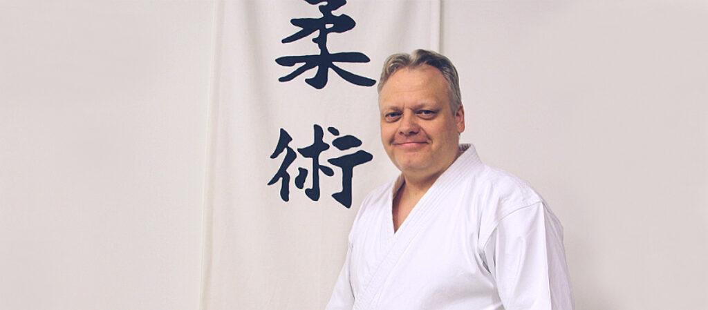 Finn Jensen, cheftræner og formand for vores klubber.